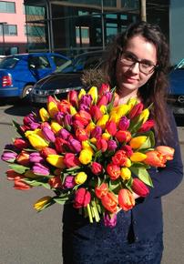 Posílání květin