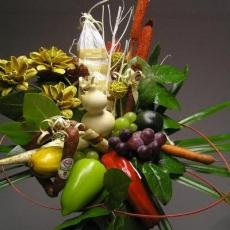 Klobásová kytice Přemek