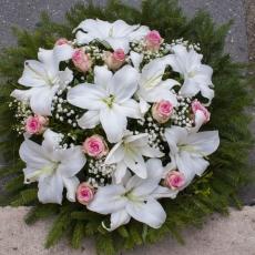 Smuteční kytice 12