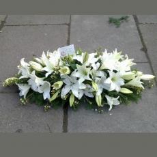 Smuteční kytice 19