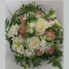 Svatební kytice Sofie 13