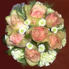 Svatební kytice Sofie 17