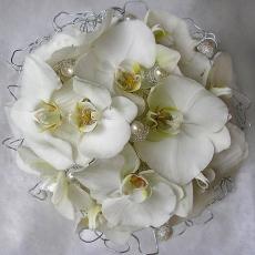 Svatební kytice Sofie 3