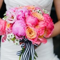 Svatební kytice Sofie 4