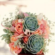 Svatební kytice Sofie 5