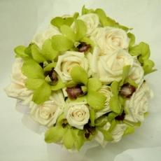 Svatební kytice Sofie 7