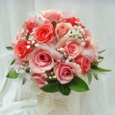 Svatební kytice Sofie 8