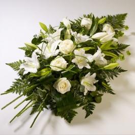 Smuteční kytice 21