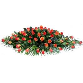 Smuteční kytice 24
