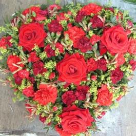 Smuteční kytice 4