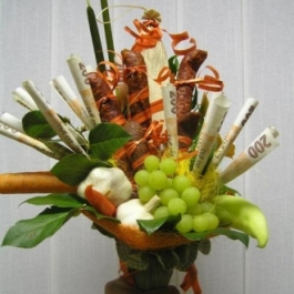 Klobásová kytice Bohatýr