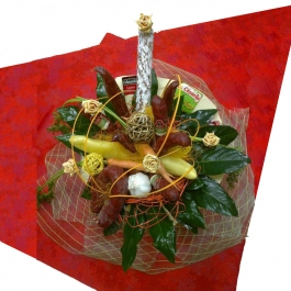 Klobásová kytice Pankrác
