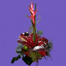 Luxusní klobásová kytice