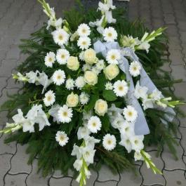 Smuteční kytice 25