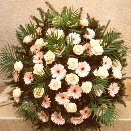 Smuteční kytice 26