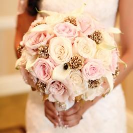Svatební kytice Sofie 1