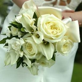 Svatební kytice Sofie 10