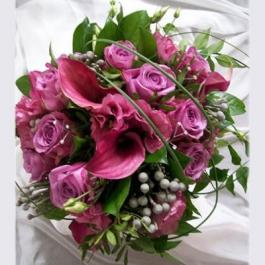 Svatební kytice Sofie 14