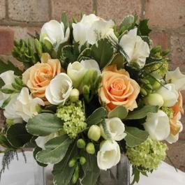 Svatební kytice Sofie 15