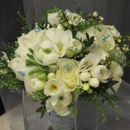 Svatební kytice Sofie 16