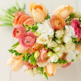 Svatební kytice Sofie 6